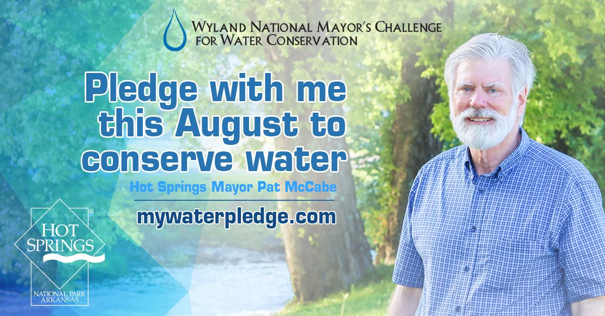2020 Water Challenge - Mayor McCabe