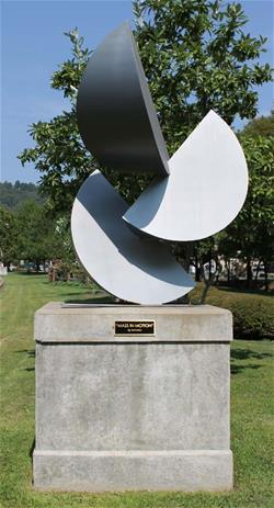 9 Mass In Motion, Jim Lewis, 2005