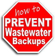 Prevent Wastewater Backups